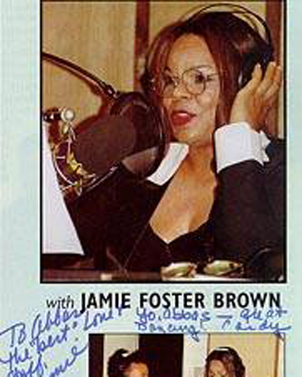 Jamie Foster Brown